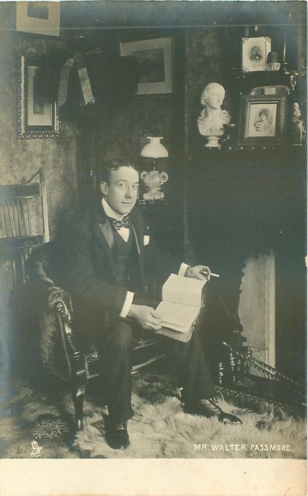 MR. WALTER PASSMORE