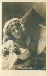 MISS J.CASABONI & MR LYTTON GREY