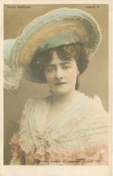 MISS ETHEL SYDNEY AS JOSEPHINE ZACCARY