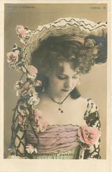 MISS FLORENCE DUDLEY