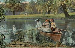A ROW ON THE LAKE