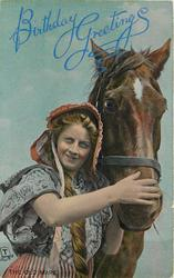THE OLD MARE
