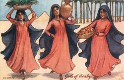 GIRLS OF ARABY