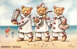PIERROT TEDDIES