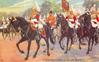 A SOVEREIGN'S ESCORT OF THE LIFE GUARDS
