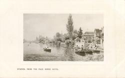 STAINES, FROM THE PACK HORSE HOTEL