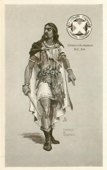 CASSIVELAUNUS, B.C. 54