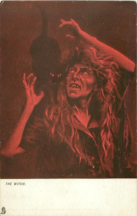 THE WITCH  hallowe'en interest