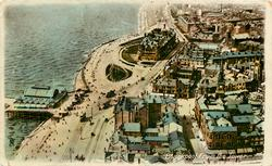 BLACKPOOL FROM THE TOWER.
