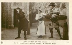 ACT I. -PHOEBE MERYLL, WILFRED SHADBOLT, & SERGEANT MERYLL