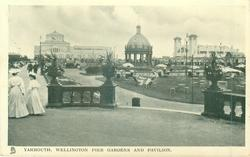 WELLINGTON PIER GARDENS AND PAVILION
