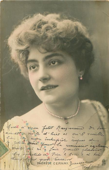 THERESE CERNAY