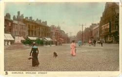 ENGLISH STREET