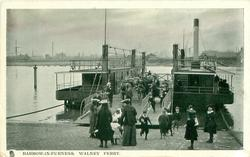 WALNEY FERRY