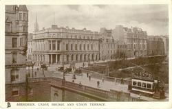 UNION BRIDGE AND UNION TERRACE