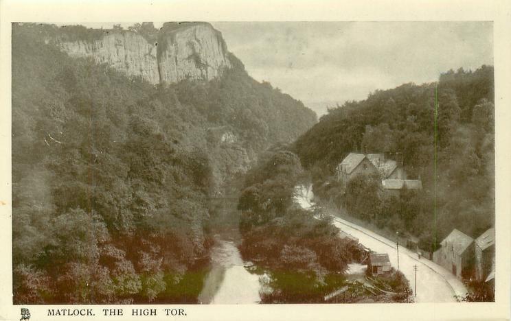 THE HIGH TOR