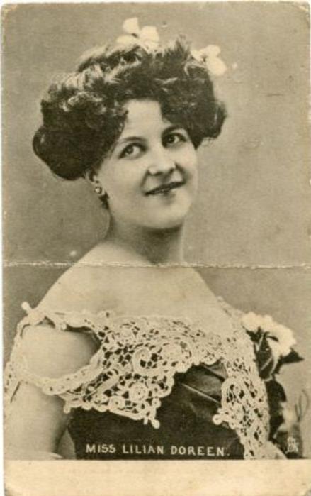 MISS LILIAN DOREEN