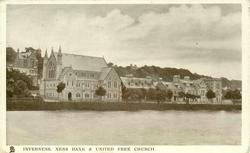 NESS BANK & UNITED FREE CHURCH