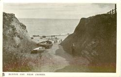 RUNTON GAP, NEAR CROMER
