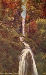 DHOON WATERFALL, I. OF MAN
