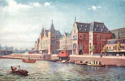 CENTRAAL STATION (THE CENTRAL RAILWAY STATION)