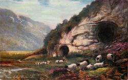 DOVE- HOLES, DOVEDALE