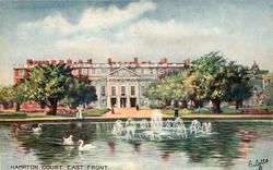 HAMPTON COURT, EAST FRONT