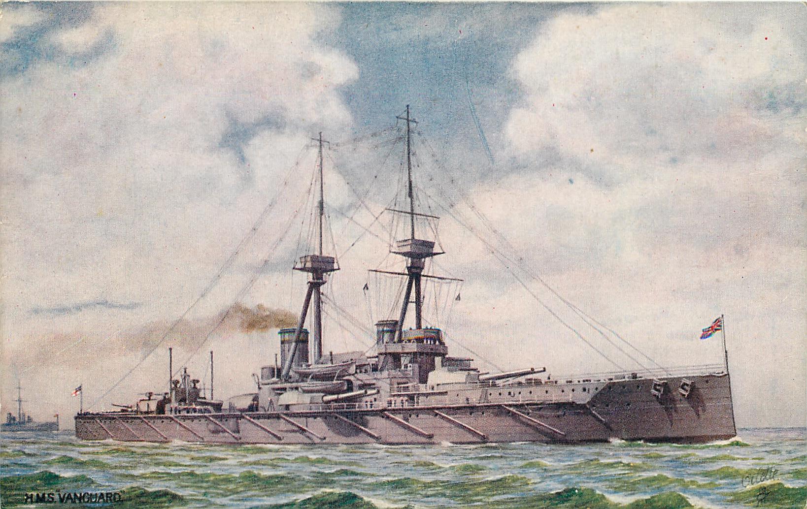 H.M.S. VANGUARD
