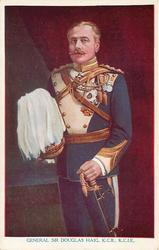 FIELD-MARSHAL SIR DOUGLAS HAIG, K.T.,G.C.B.,K.C.I.E.,G.C.V.O.