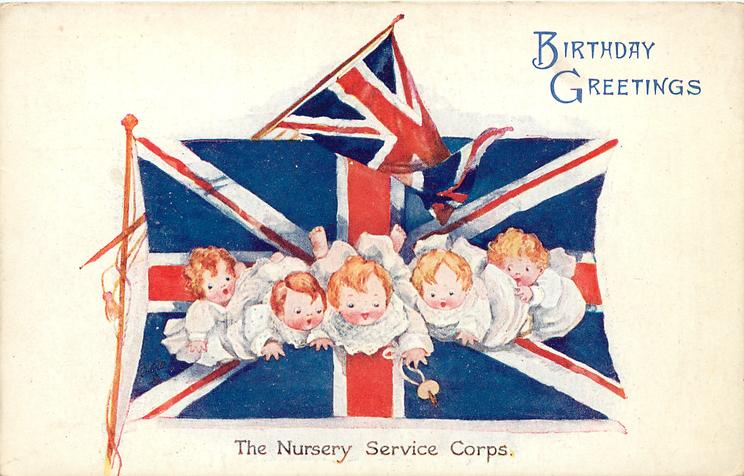THE NURSERY SERVICE CORPS