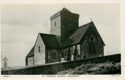ST. MARTHA'S CHURCH