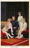 THEIR MAJESTIES THE KING AND QUEEN OF THE BELGIANS AND THEIR CHILDREN