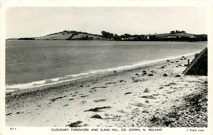 CLOUGHEY FORESHORE AND SLANS HILL