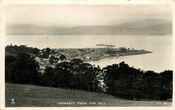 CROMARTY FROM THE HILL