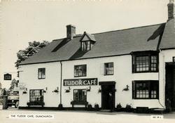 THE TUDOR CAFE