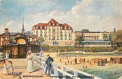 NEUES KURHAUS MIT PROMENADE (NEW PUMP ROOM with promenade)