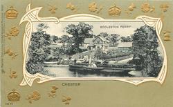 ECCLESTON FERRY