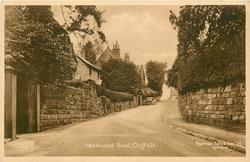 HAZELWOOD ROAD