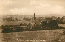 THE CHURCH FROM EATON BANK