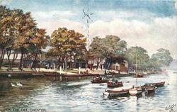 ON THE DEE, CHESTER