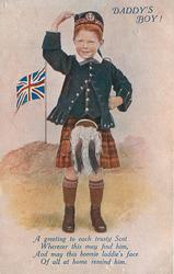 A GREETING TO EACH TRUSTY SCOT