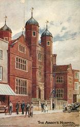 THE ABBOT'S HOSPITAL