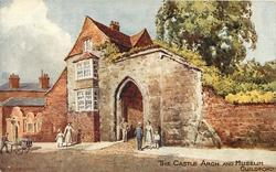 THE CASTLE ARCH AND MUSEUM