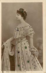 MISS LILIAN BRAITHWAITE