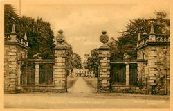 ABBEY GATES, NEWBATTLE, NR. DALKEITH