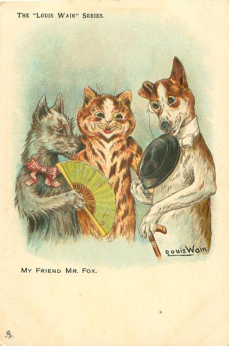 MY FRIEND MR. FOX