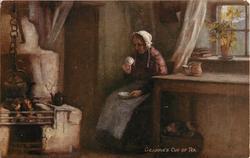 GRANNIE'S CUP OF TEA