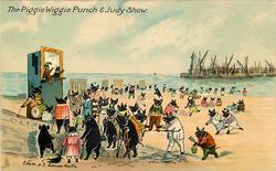 THE PIGGIE WIGGIE PUNCH & JUDY SHOW