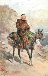 A BEGGAR ON HORSEBACK
