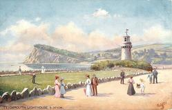 TEIGNMOUTH LIGHTHOUSE